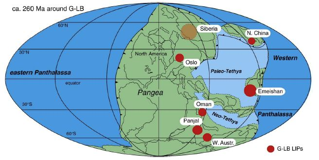 Permian: The Permian Period: 3 -- Extinction Events